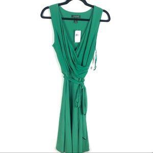 Ralph Lauren green dress NWT B7